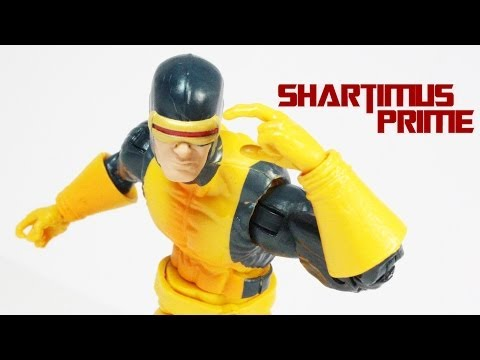 Marvel Legends All-New X-Men Cyclops Figure Review