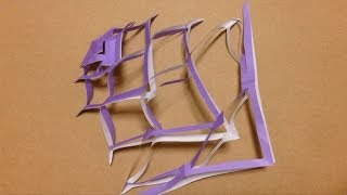 すべての講義 あみかざり : ... ★あみかざり2| Origami Tanabata