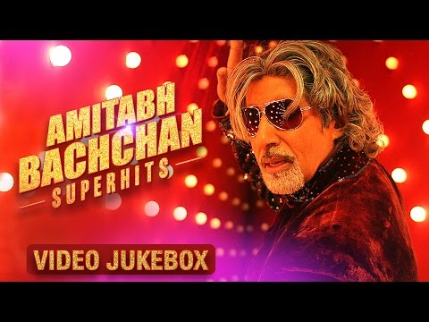 Amitabh Bachchan Superhits | Video Jukebox