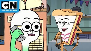 The Great Baking Duo | Apple & Onion | Cartoon Network
