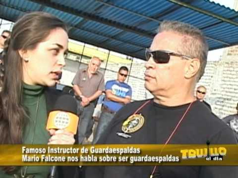 SWAT ELITE INTERNATIONAL (SEI) Curso Internacional  para Guardaespaldas con MARIO FALCONE.