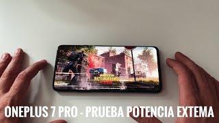 La Potencia Real del OnePlus 7 Pro - Prueba Extrema de Potencia