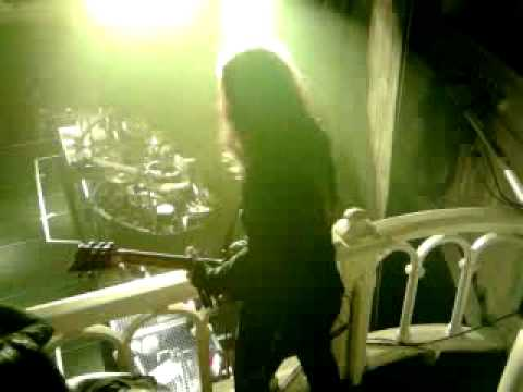 Kamelot Paradiso Thomas Youngblood ON balcony intro forever filmed at close range