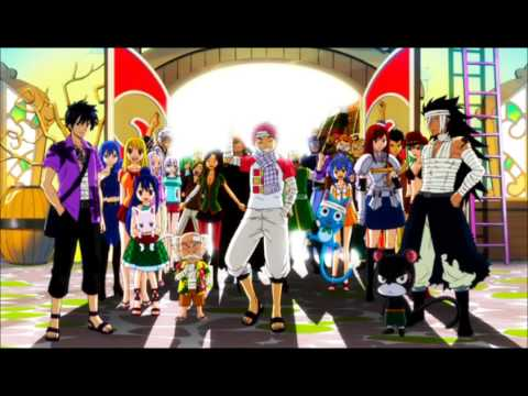 ★【FAIRY TAIL】MAIN THEME EXTENDED VERSION「HD」