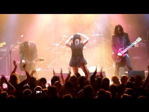 The Birthday Massacre - Kill The Lights - live @ Alte Spinnerei Glauchau 28.03.2014