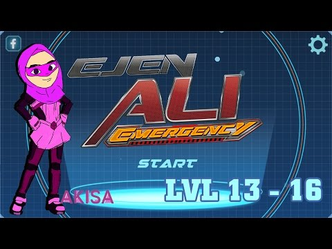 EJEN ALI EMERGENCY LVL 13 - 16 | AKISAKURA GAMEPLAY
