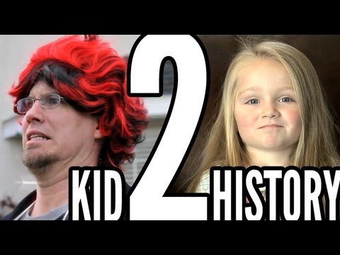 "Kid History: ""Toilet Papering"" Episode 2 (True Stories)"