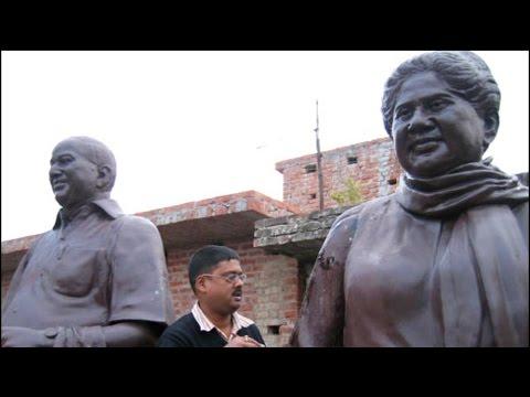 Mayawati Statues Make A Comeback As Polls Near
