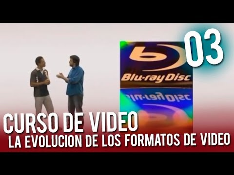 Curso de Video | 03 La evolucion de los formatos de video