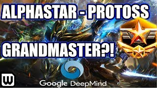 Deepmind StarCraft 2: Protoss AlphaStar's FINAL* Form?