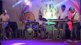 Rudraksh Band Solan (Dil Se) With Jashraj Joshi at Sndrngr(Mandi) 2016