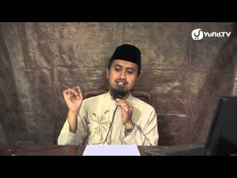 Kajian Keluarga Dan Pendidikan Anak Islam: Anak Dan Rukun Iman Bagian 1 - Ustadz Abdullah Zaen, MA