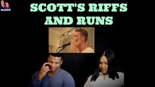 Download Lagu Scott Hoying's Riffs and Runs REACTION Gratis STAFABAND