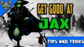 Jax Mechanics guide