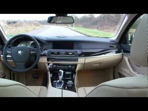 2012 Bmw 520d Touring