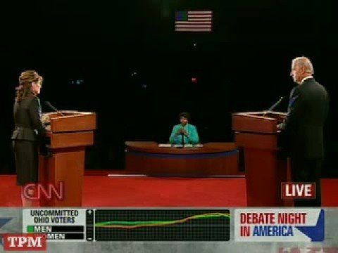 The Biden-Palin Vice Presidential Debate in Ten Easy Minutes