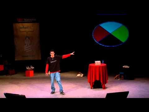 TEDxManitoba - Michael Champagne: Oppression to Opportunity
