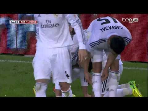 Gareth Bale Fantastic Goal la corrida del año en HD Final de la copa del rey