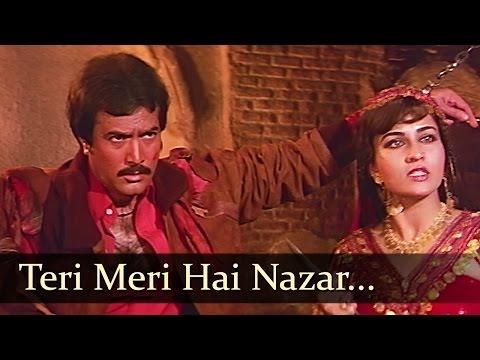 Teri Meri Hai Nazar Qatil Ki Khair Nahin - Reena Roy - Rajesh...
