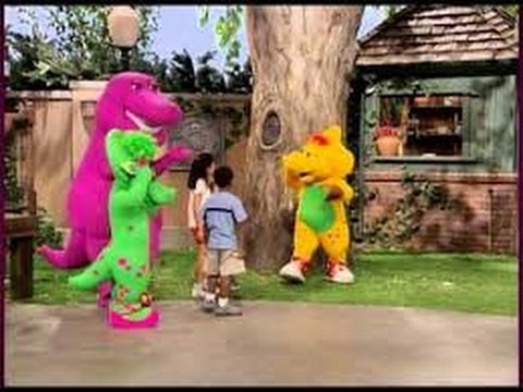 Barney Friends First Day