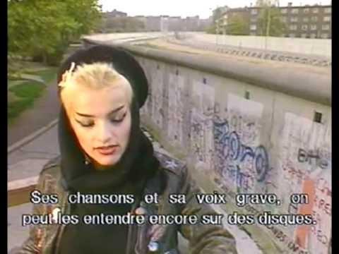 Nina Hagen - 1983 Berlin interview & clips