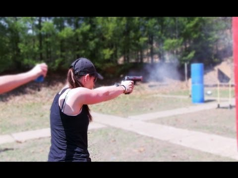 Destinee's First USPSA Match - FateofDestinee