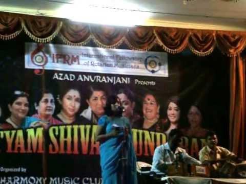 Tumhi Mere Mandir, Tumhi Meri Pooja Sung By Rekha Lahoti video