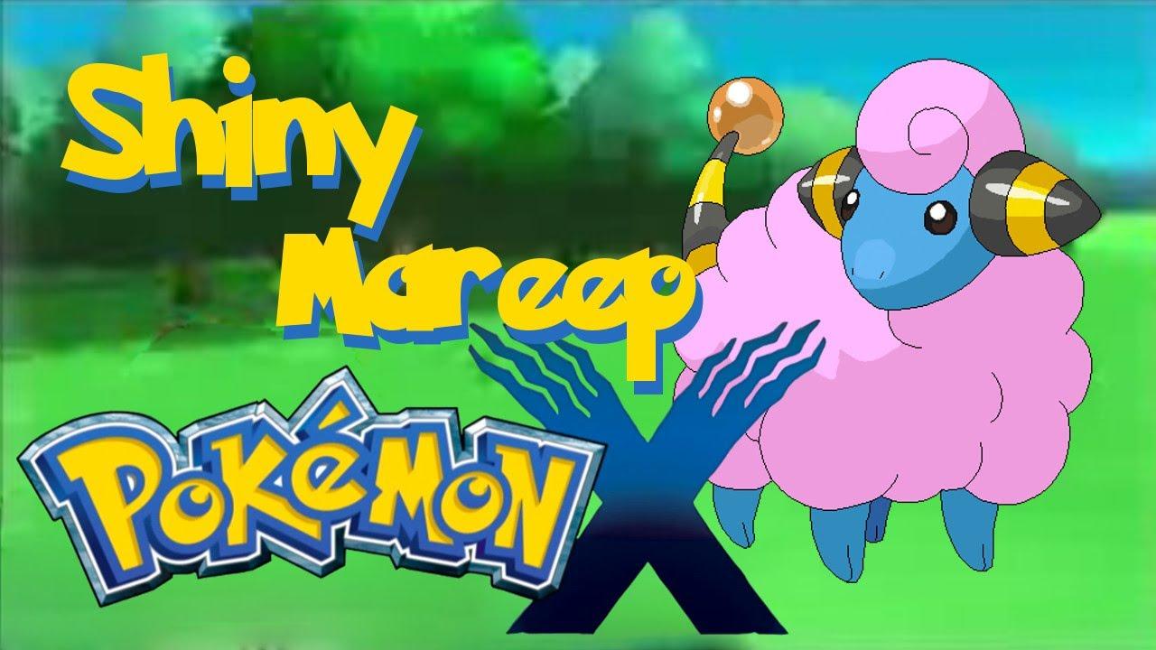 Shiny Mareep Pokemon x Pokemon x Random Shiny
