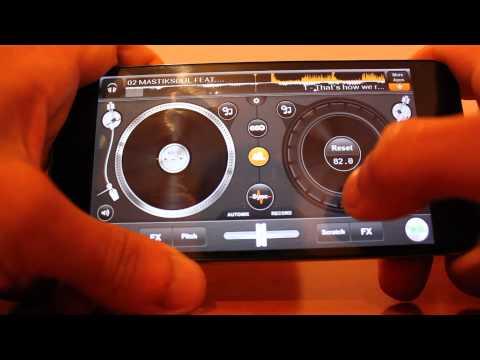 Edjing Free DJ mixer turntable - appstuga.pt