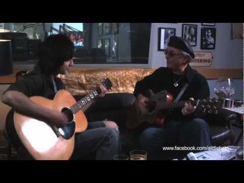 Dion And Zach Page Play The Blues For A Little Help
