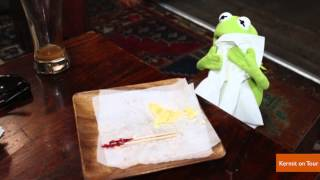 'Kermit On Tour' Blog Shows the Famous Frog Around the World