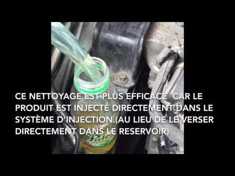Nettoyage Injecteurs Moteur Citroën 1.6HDI