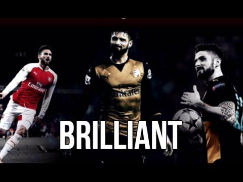 Olivier Giroud - 2016 | Brilliant