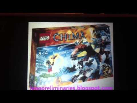 Lego Chima 2014 Summer Sets Lego Chima 2014 Summer Sets