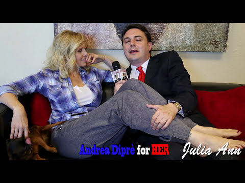 Andrea Diprè With Julia Ann video