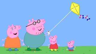 Peppa Pig English Episodes - Compilation 1 (45 minutes) - #001