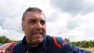 Dakar 2017: interviste all'arrivo, Graziano Scandola