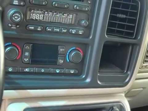 2003 Chevy Tahoe Z71 4X4 - YouTube