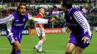 Fiorentina - Manchester United 2-0 Highlights
