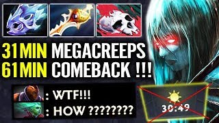 Phantom Assassin DIVINE The Best COMEBACK 2019 - Dota 2 7.20 gameplay