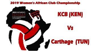 KCB KEN v Carthage TUN Pool B