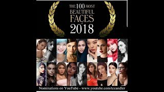 Female K-Pop Idols nominated for The 100 Most Beautiful Faces 2018 [Blackpink, Twice, Red Velvet]