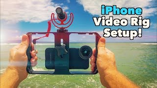 AWESOME iPhone Video Rig Setups!!   MicBergsma