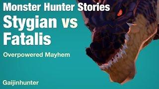 Monster Hunter Stories: Fatalis Hunt