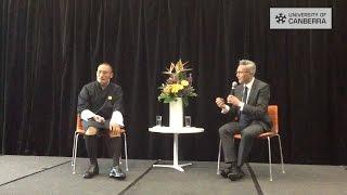 Prime Minister of Bhutan the Hon. Tshering Tobgay at UC