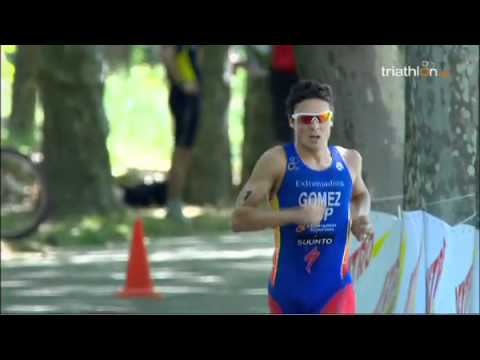 2011 Madrid Men - Dextro Energy Triathlon ITU World Championship Series