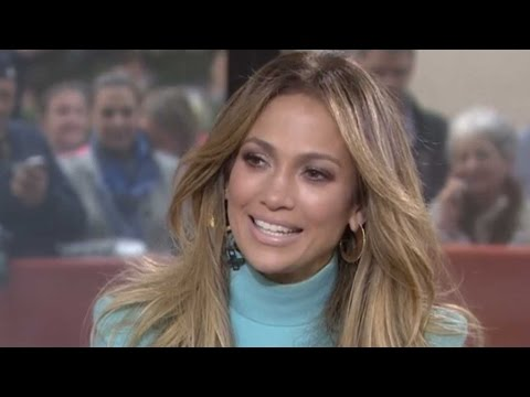 Jennifer Lopez Interview: Her Struggle With Self-Esteem | TODAY