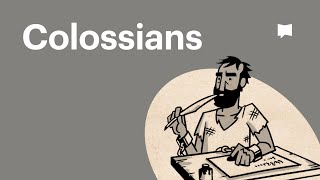 Video: Bible Project: Colossians