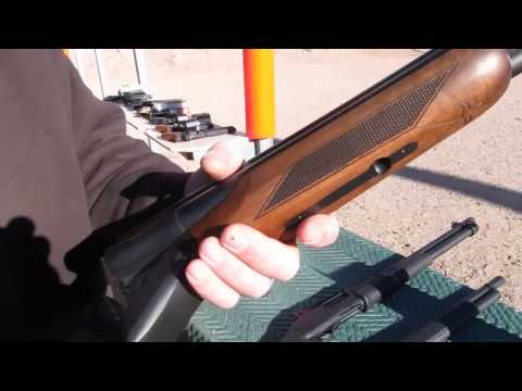 Chiappa TRIPLE THREAT Triple barrel shotgun At SHOt Show 2013