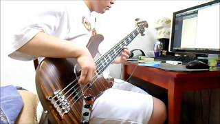 Eir Aoi - Ignite Bass Cover